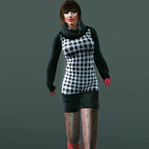 IKara Jae Dress