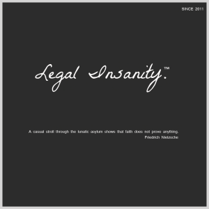 Legal Insanity - logo (square)